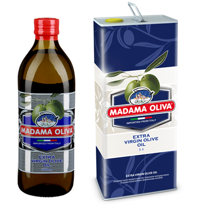 Оливковое масло Madama Oliva Oil Extra Virgin